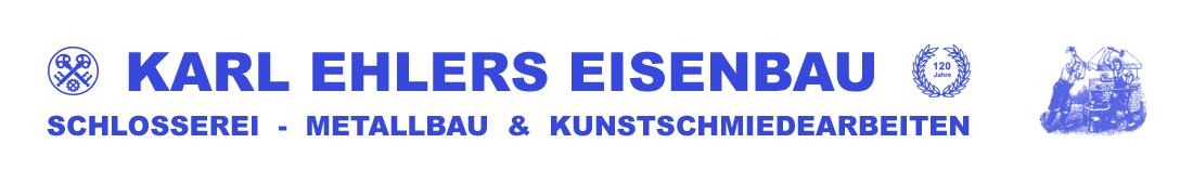 Ehlers – Schlosserei | Metallbau | Kunstschmiedearbeiten